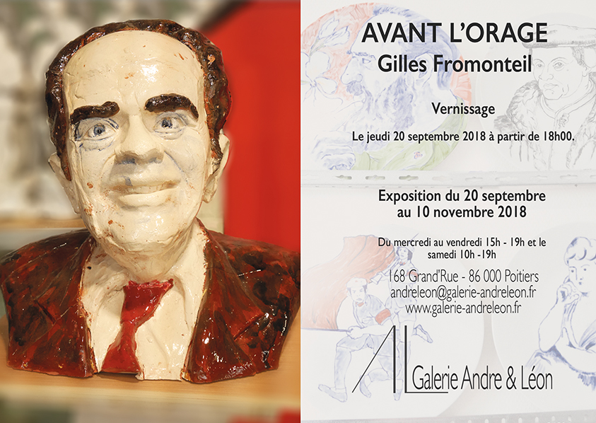 Exposition Gilles Fromonteil